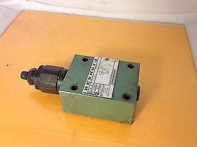Rexroth Hydronorma BDS 6 P 11/50
