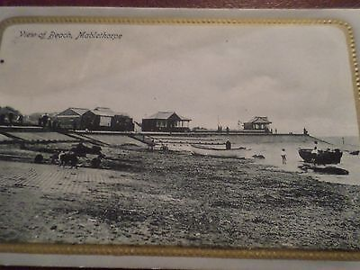 1906 Postcard View of The Beach Mablethorpe Lincolnshire
