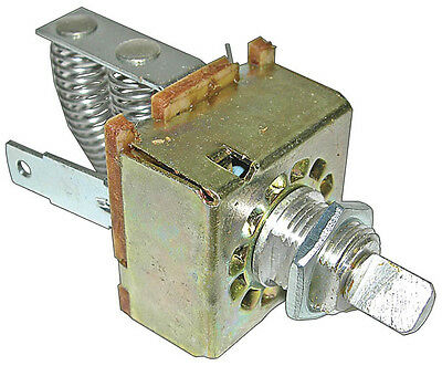 3 Speed  24V Fan Switch With Resistor
