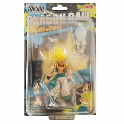 Bandai Dragon Ball Z Shodo Super Saiyan Gotenks And Ghost Action Figure NEW Toys