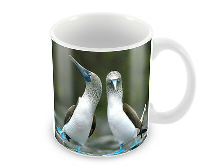 Blue Footed Booby Coffee Mug Free Personalisation
