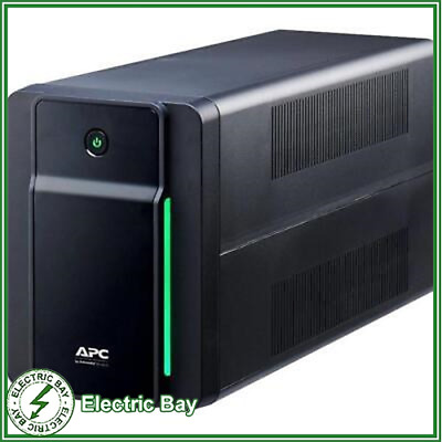 APC Power Saving Back UPS 6 Outlets 950VA 480W Uninterrupted Power Supply UPS