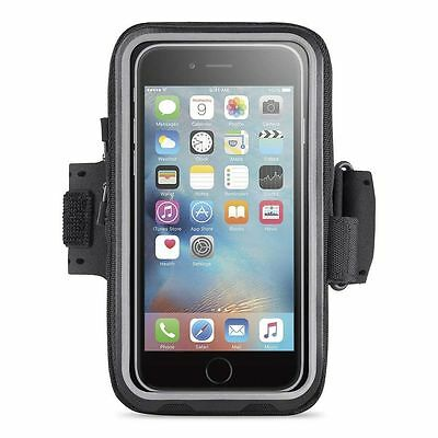 Belkin Storage Plus Armband for iPhone 6 and 6s Sports Gym Running Case Black