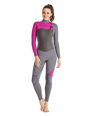 NEW ROXY™  Womens 4/3mm AG47 Performance Steamer Wetsuit Womens Surf