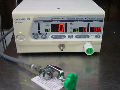 Olympus High Flow Insufflation Unit, Insufflator, UHI-3