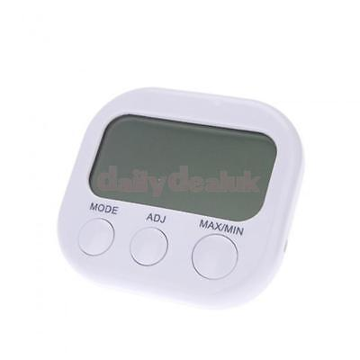 Home Room LCD Digital Thermometer Humidity Meter Temperature Hygrometer