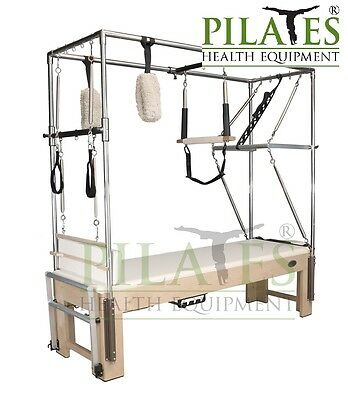 PILATES HEALTH EQUIPMENT - Signature Series Trapeze Table | Cadillac [Cream]