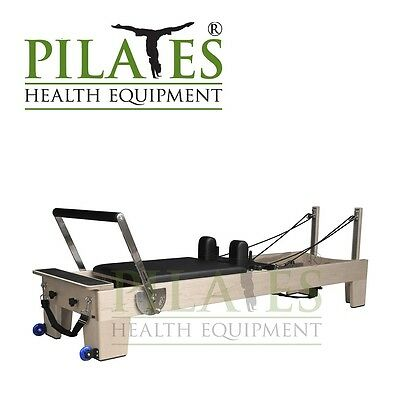 Signature Series Pilates Reformer Bundle [Black Upholstery]
