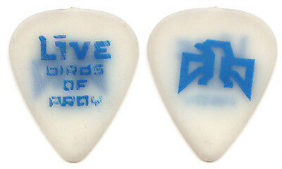 LIVE Guitar Pick : 2003 Birds Of Pray Tour  - glow in the dark band