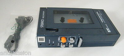 Stereo Tape recorder Tecstar modèle TPS-15R vintage,made in Japan=fonctionnel.