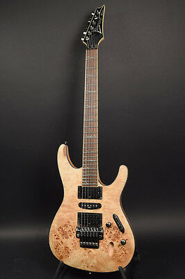 Ibanez S770PB NTF VG condition w/Soft Case Electric Guitar EMS Shipping