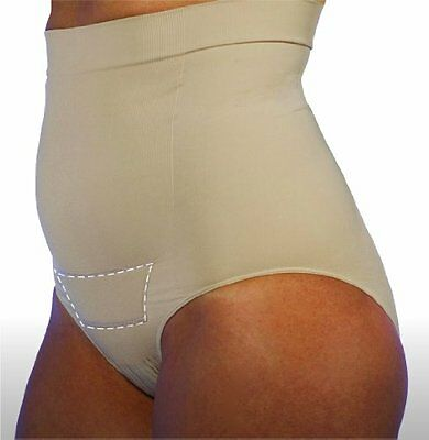 UpSpring Baby C-Panty High Waist Incision Care - Nude - Large/Extra-Large