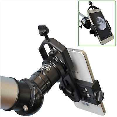 Astromania Universal Cell Phone Adapter Mount Support Telescope and Microscope