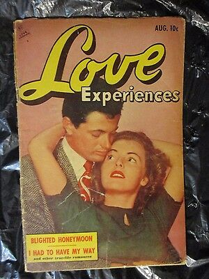 Love Experiences  # 20 Photo Cover Fr
