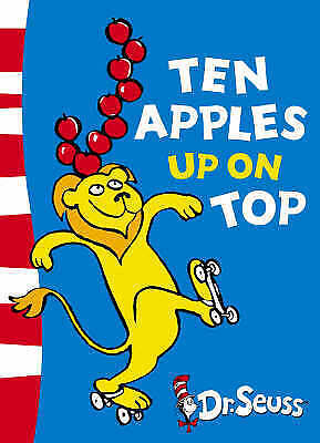 Ten Apples Up on Top Green Back BRAND NEW BOOK by Dr. Seuss (Paperback, 2003)