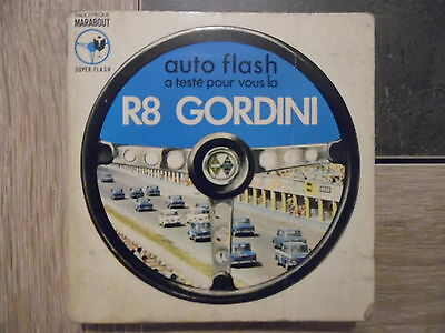 Auto flash - R8 Gordini - 1967