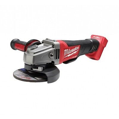 Milwaukee - FUEL M18 - 125mm Angle Grinder - M18CAG125XPD-0 - BARE