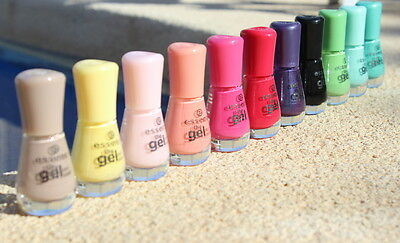 Essence The Gel Nail Polish Incredibly Long-Lasting Manicure No Lamps