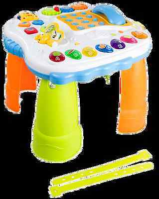 Adventure Activity Learning Table Play & Learn Early Learning Centre