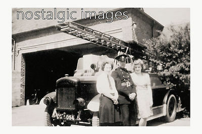 Photo Of Havent Fire Station In The 1940's