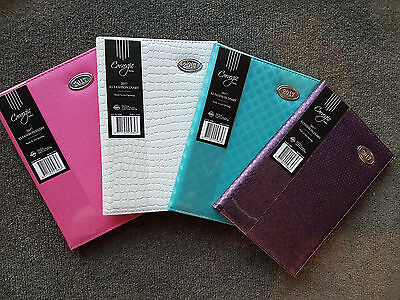 Brand New 2017 Diary A5 Week to an opening Fancy Cover Assorted Colours ON SALE