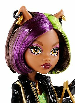 Monster High Clawdeen Wolf Doll Clothing Parts Accessories Replacement - CHOICE
