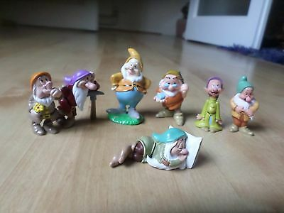 7     Figure  Disney  Snow White and the Seven Dwarfs