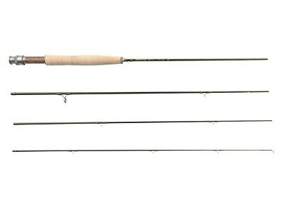 NUOVO 2016! Scierra Brook / 4 sections / AFTM: #2 - #6 / Fly rod /a mosca canne