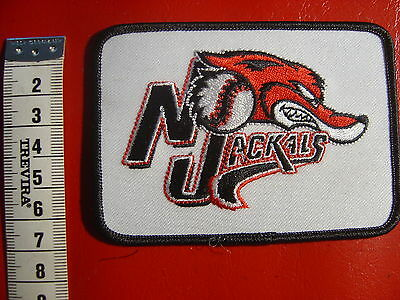Aufnäher Patch New Jersey Jackals Baseball 10 x 7 cm Schakal USA