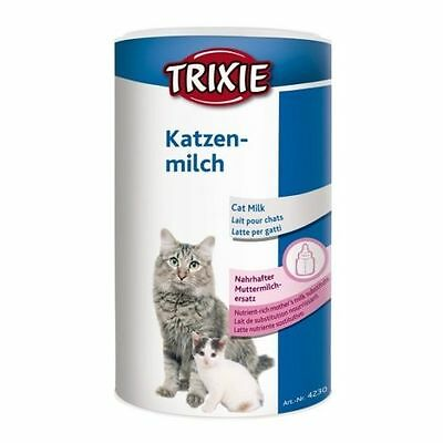 Milk Powder Replacement Treat Supplementary Food for Cat Kitten 250gr by TRIXIE