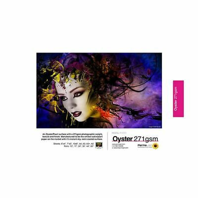 Permajet Oyster 271 Printing Paper A3 - 50 Sheets