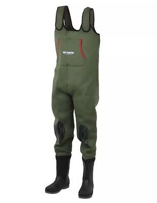 Ron Thompson Svalbard Neoprene Boot Chest Waders Fly Fishing Trout Salmon