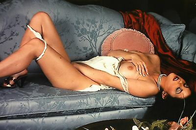 Risque Slide....# 518-3 .....pinup Girl....nudes