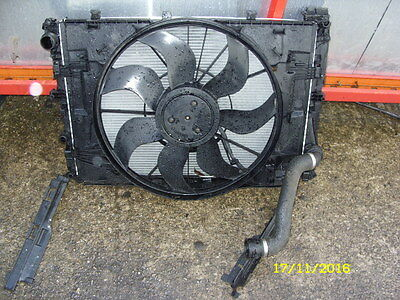 Mercedes C250 Amg W205 2.1 Diesel Radiator Fan Only