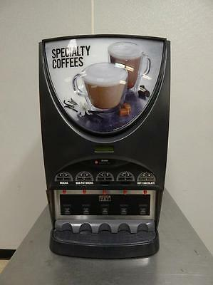 Bunn 5-Select Hot Chocolate/Cappuccino Machine,  IMIX-5