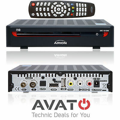 ARION ARC-1010HR Digital DVB-C PVR Kabel Receiver HDMI für KABEL DEUTSCHLAND