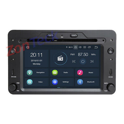 autoradio alfa romeo 159 navigatore gps hd dvd usb sd 3g kit completo con mappe eur 284 99. Black Bedroom Furniture Sets. Home Design Ideas