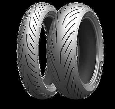 Michelin Pilot Power 3 Motorcycle Tyre  Front 120/70 ZR 17 M/C (58W) TL