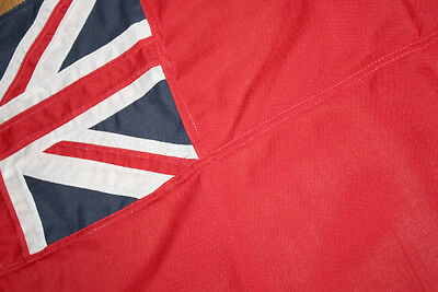 Red ensign flag SEWN, FREE BAG, direct from manufacturer, buy social
