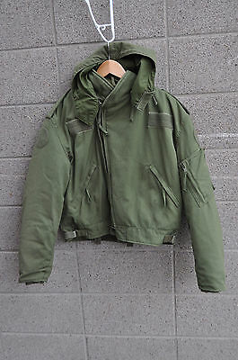 Canadian Air force Original Insulated Winter Flyers Jacket OD Green 7044 Large