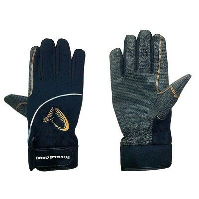 Savage Gear Shield Glove Protective Kevlar Size M L XL Winter Boat Fishing 49410