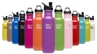Klean Kanteen Classic 532ml...Sports Cap, Great Colours...The Very Best!!