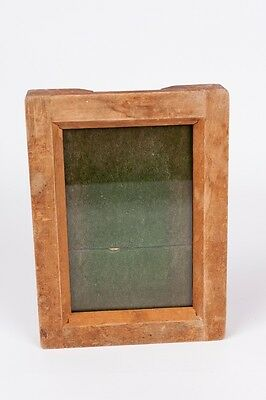 Vintage Wooden Contact Printing Frame for 9x14cm