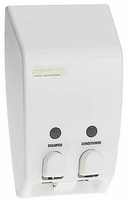 Brand New Better Living The Classic Dispenser 2 Chamber Shower Dispenser