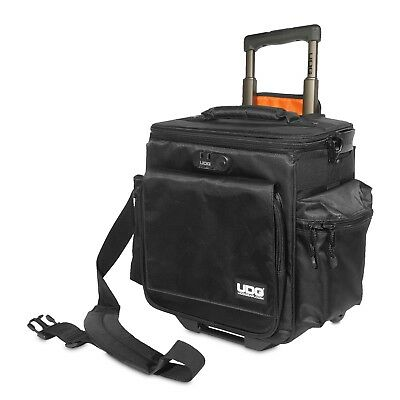 UDG SlingBag Trolley Deluxe Black/Orange inside (U9981BL/OR)