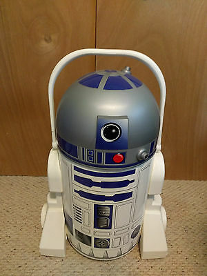 R2D2 Star Wars Cooler 1999 Nice Shape Perfect for Tailgaiting