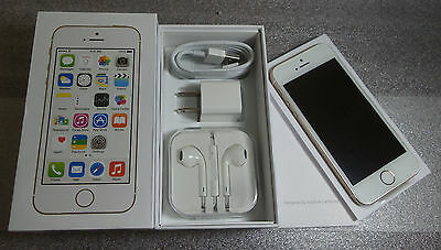 Apple iPhone 5s - 16GB - Gray/Silver/Gold (AT&T) Unlocked Smartphone