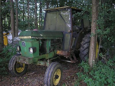 John Deere, Ford, Massey Ferguson, New Holland, Tractor, Spares Or Repair.
