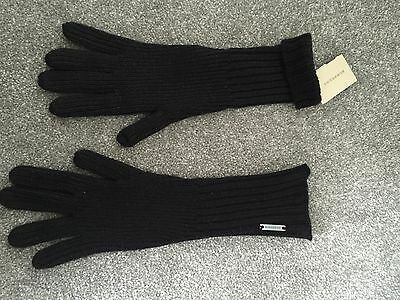NWT BURBERRY Cashmere Gloves
