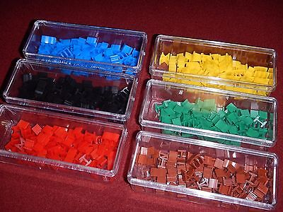 RISK World Domination Board Game Replacement Army Parts Pieces 1980